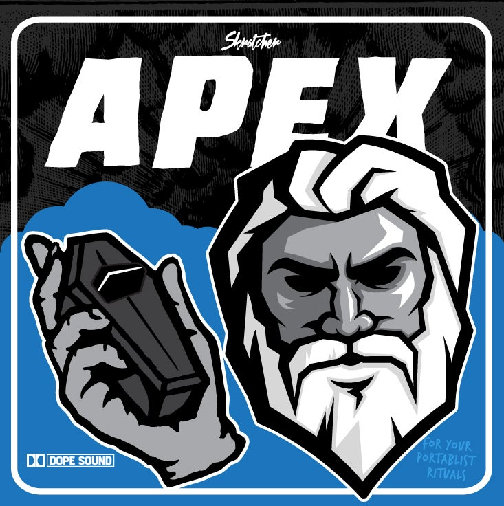 "Image of APEX 7"" - SKRATCHER"