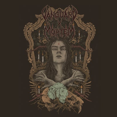 Image of Vanguard X Mortem - Amberosia - CD Cristal - Available now