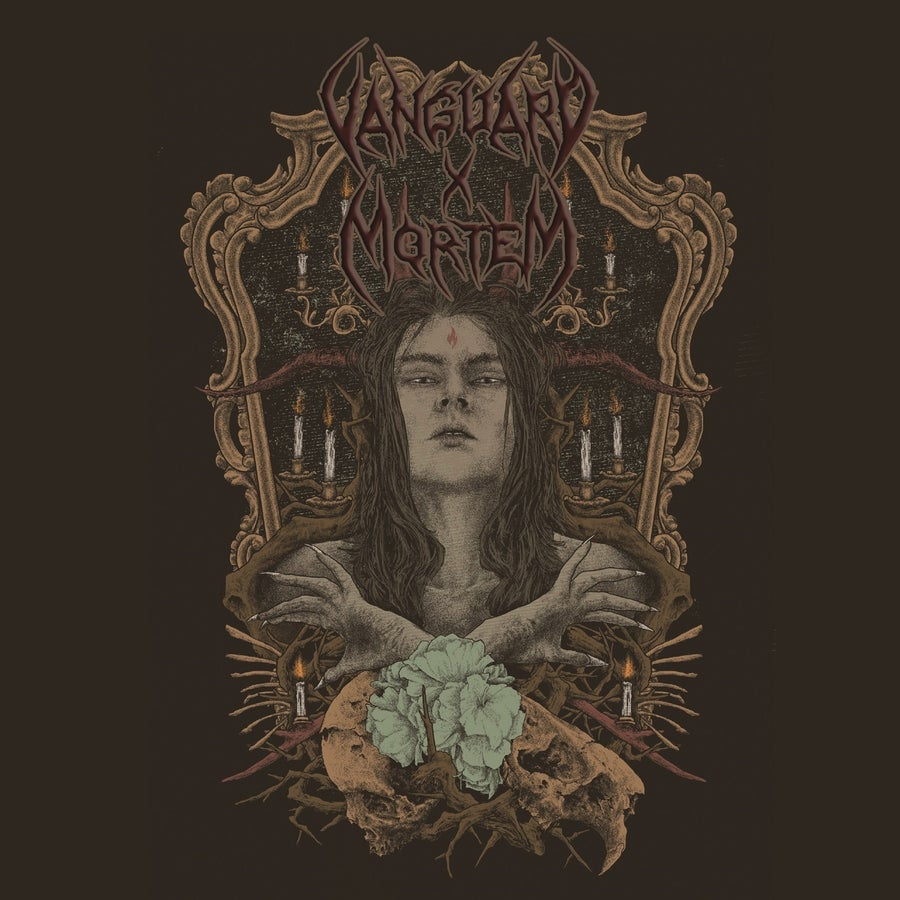 Image of Vanguard X Mortem - Amberosia - CD Cristal