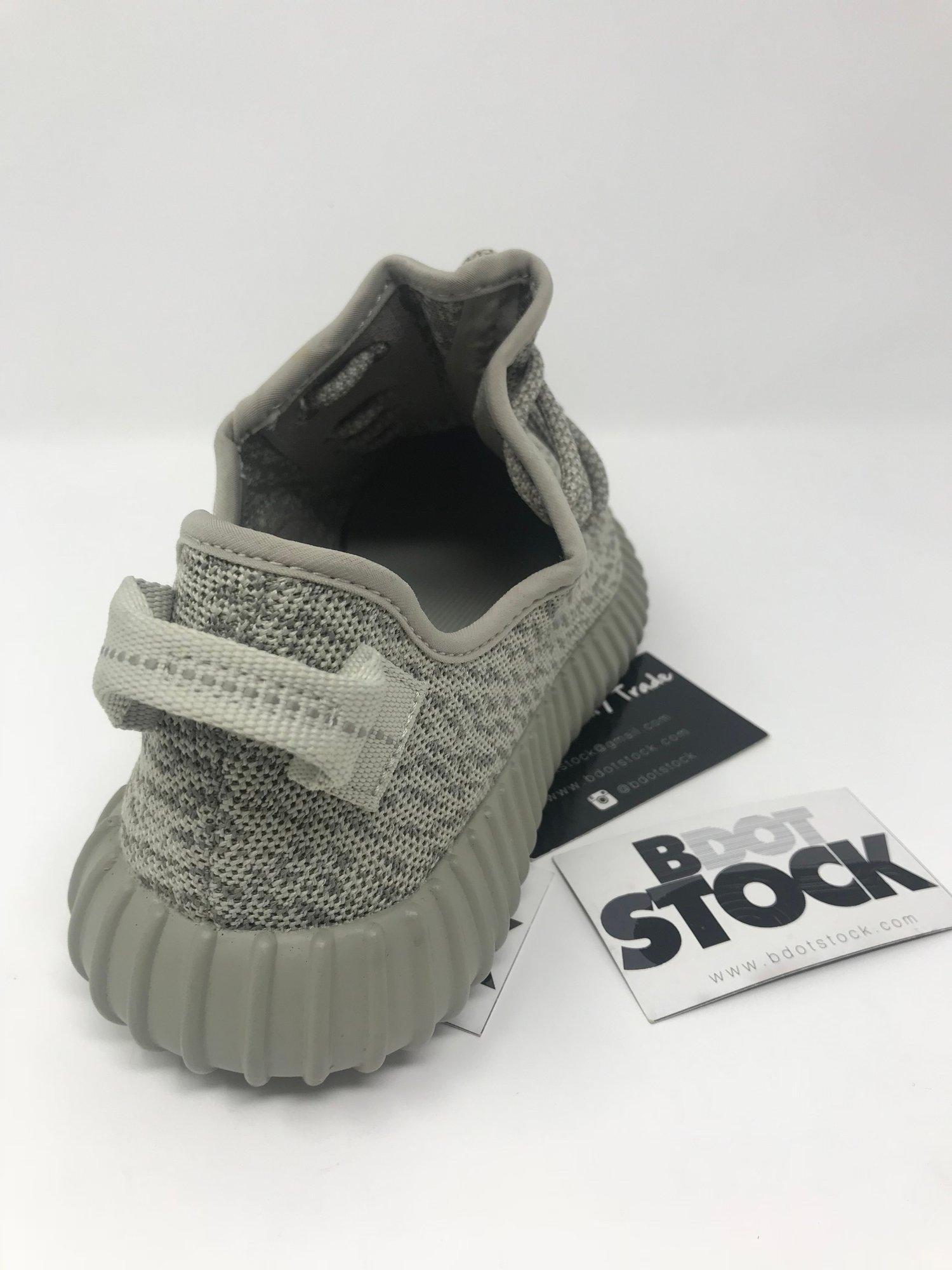 """Image of Adidas Yeezy Boost 350 V1 """"Moonrock"""" SZ 10"""