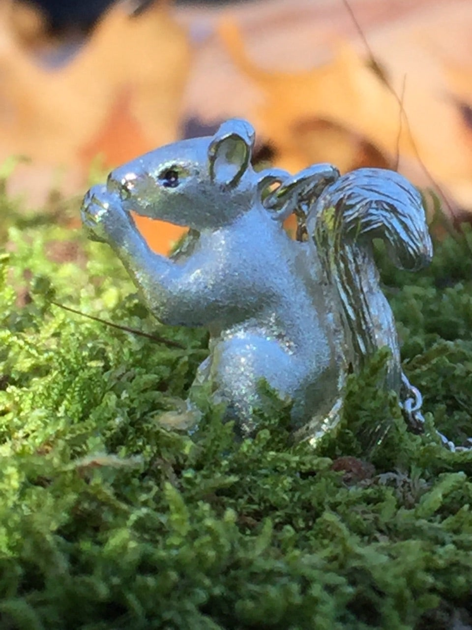 Image of Squirrel Pendant