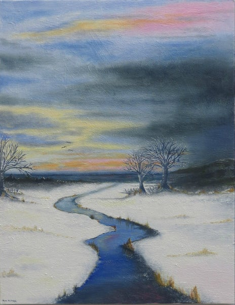 Image of A Winters Eve