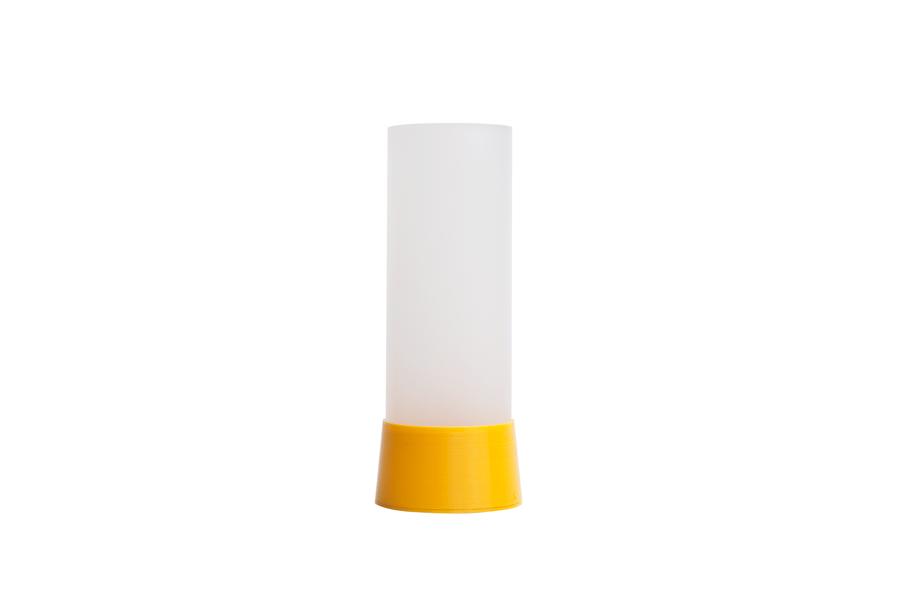 Image of Lantern.step - Yellow