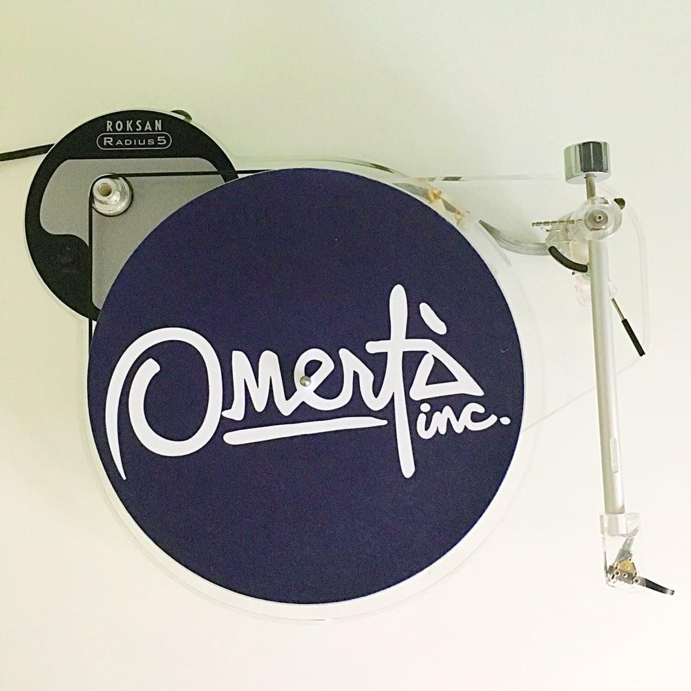 Image of Omerta Slipmat