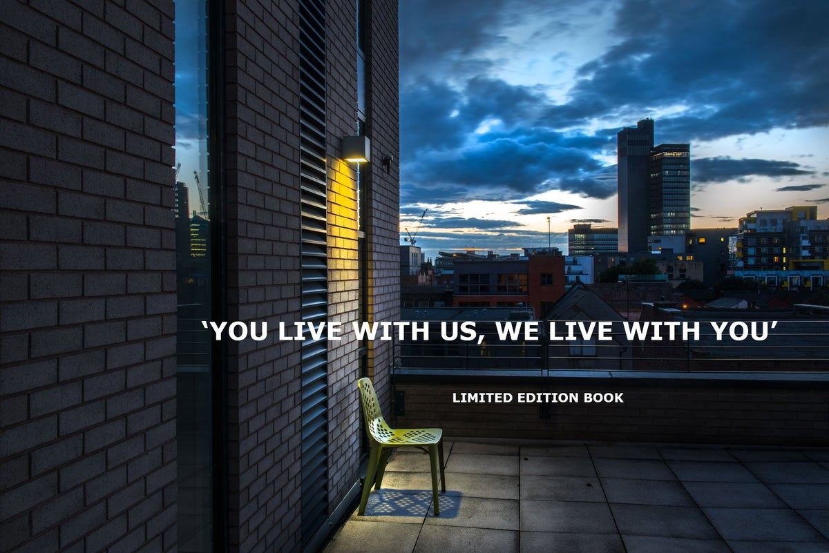 Image of You Live With Us, We Live With You
