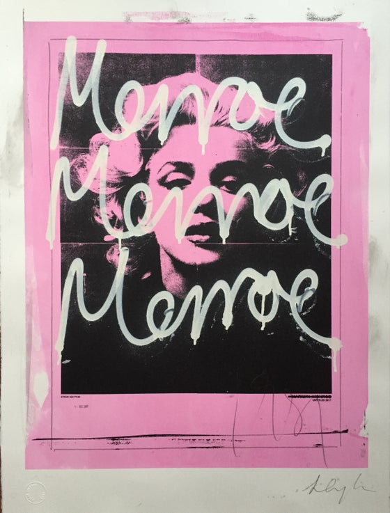 Image of Untitled Monroe (1/1)
