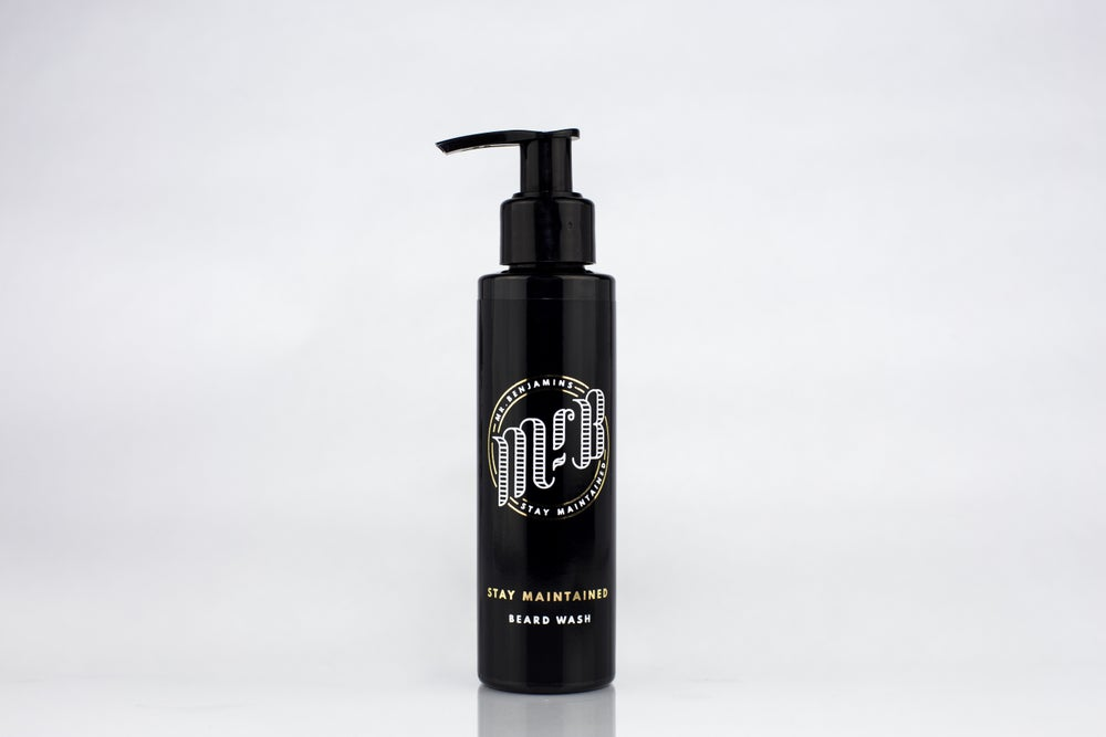 Image of Stay Maintained Beard Wash