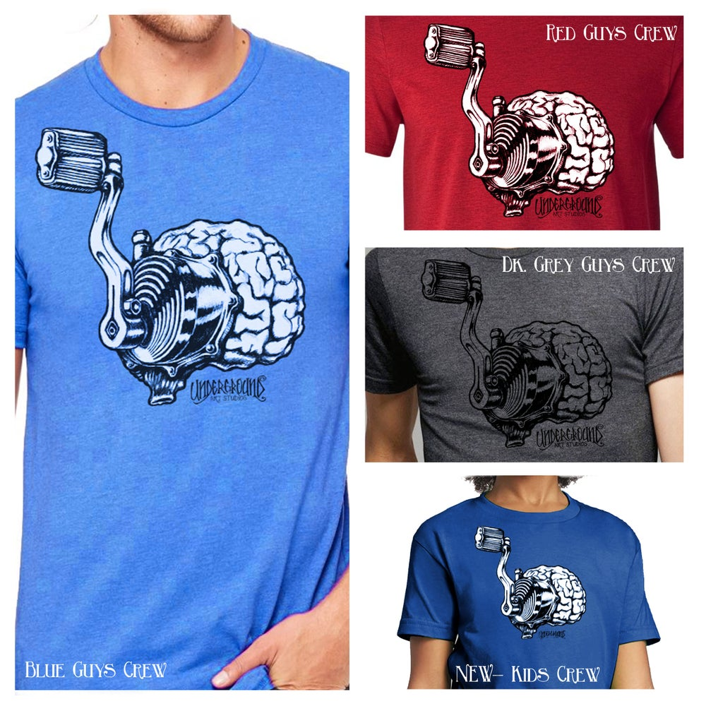 Image of Kickstart Your Brain (Guys, Gals & Kids)