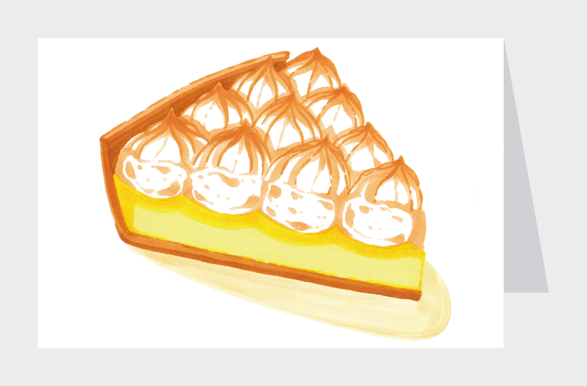Image of Lemon Meringue