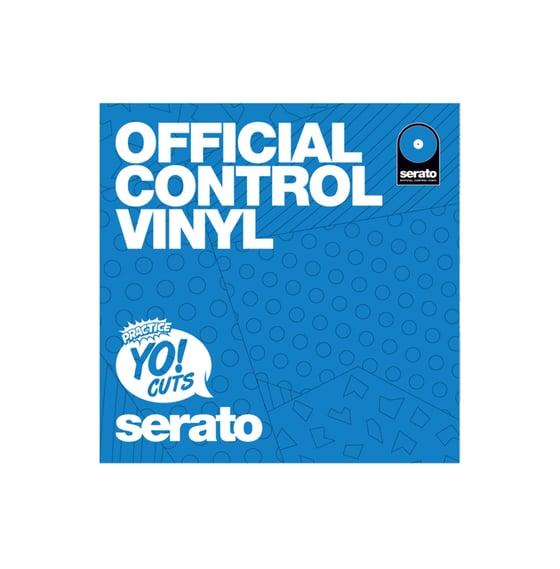 "Image of DJ RITCHIE RUFTONE - Practice Yo! Cuts Meets Serato ( Blue double vinyl 7"")"