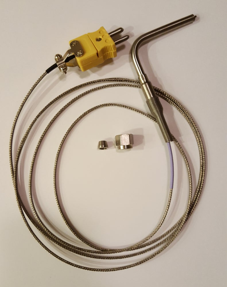Image of 8 EGT Dyno Sensors With 6ft Long Wire and Standard Plug