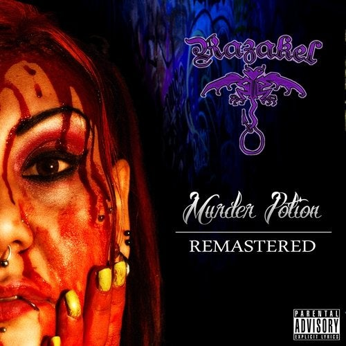 Image of Razakel - Murder Potion CD