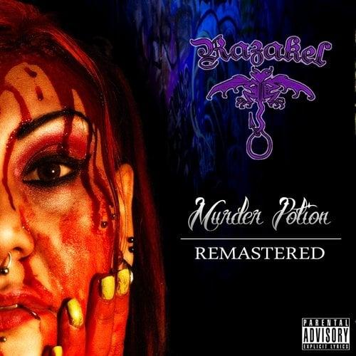 Image of Razakel - Murder Potion CD
