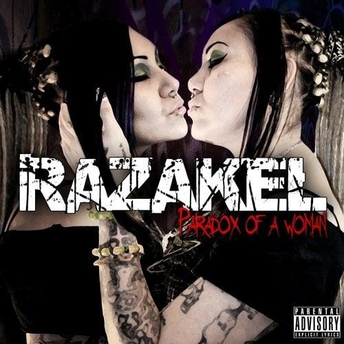 Image of Razakel - Paradox of a Woman CD