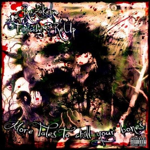 Image of Razakel - Femicide: Re - Up CD