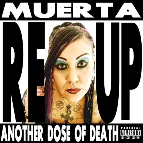 Image of Razakel - Muerta: Re-Up CD