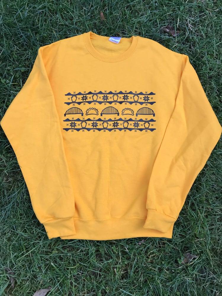 Image of Pittsburgh Holiday Sweatshirt