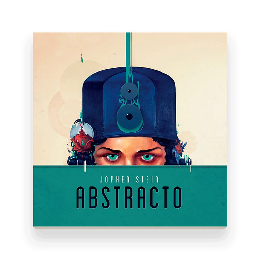 Image of Abstracto The Book.