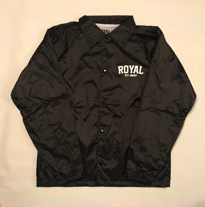 Image of OG WINDBREAKER - BLACK