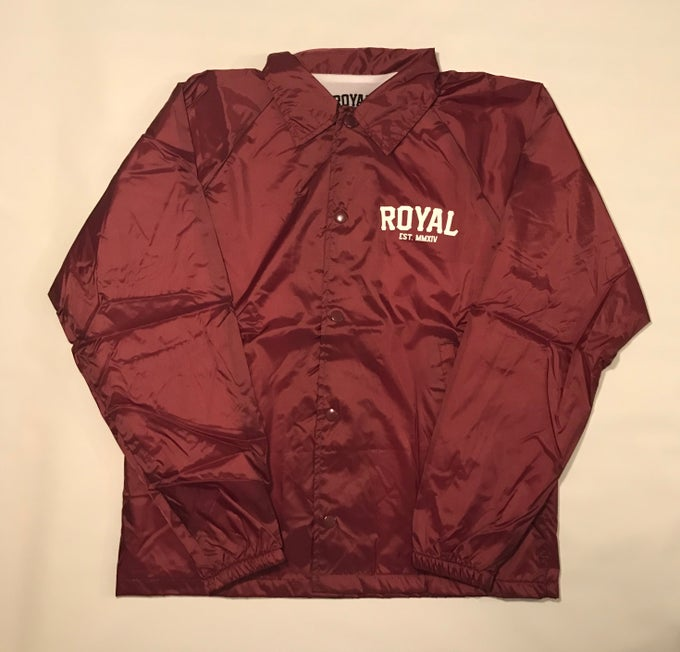 Image of OG WINDBREAKER - MAROON