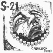 "Image of W.G.M. 15: S-21 ""Operation Menu"" EP"