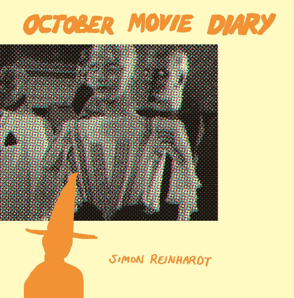 Image of October Movie Diary