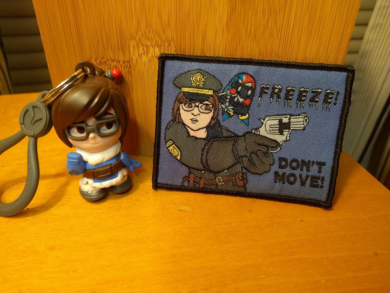 Officer Mei