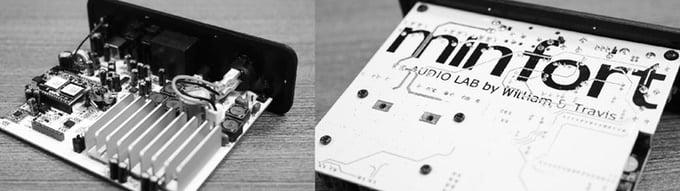 Image of MIN7 amplifier