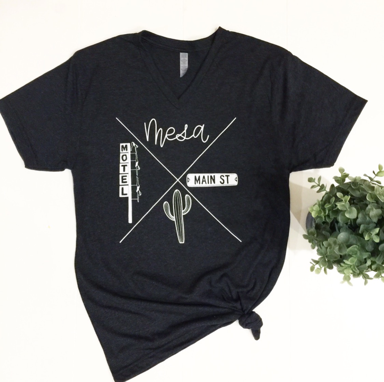 Image of Mesa icon tee