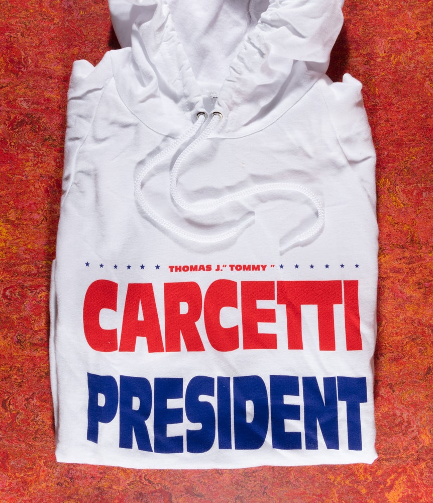 Image of Carcetti President <br/> — Åbäke