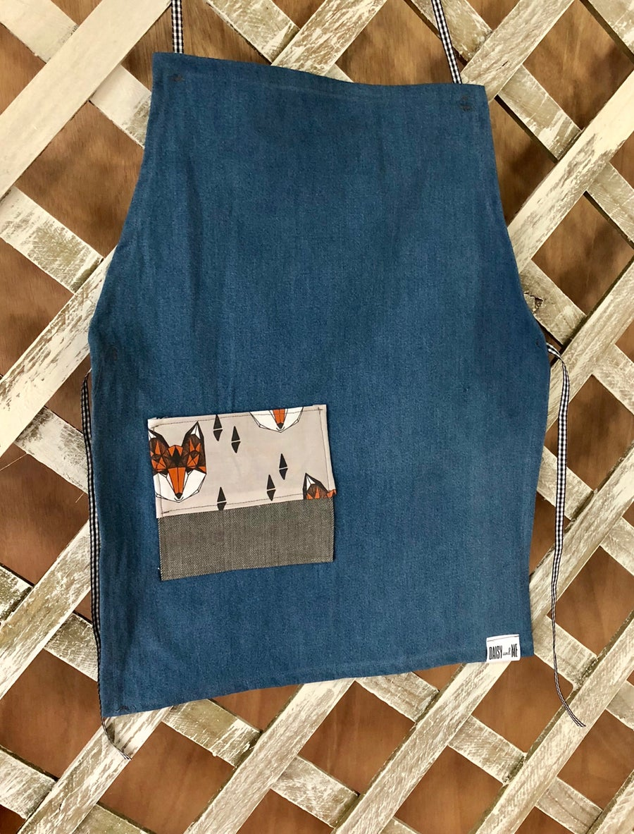 Image of Sustainable Foxy Kids Apron