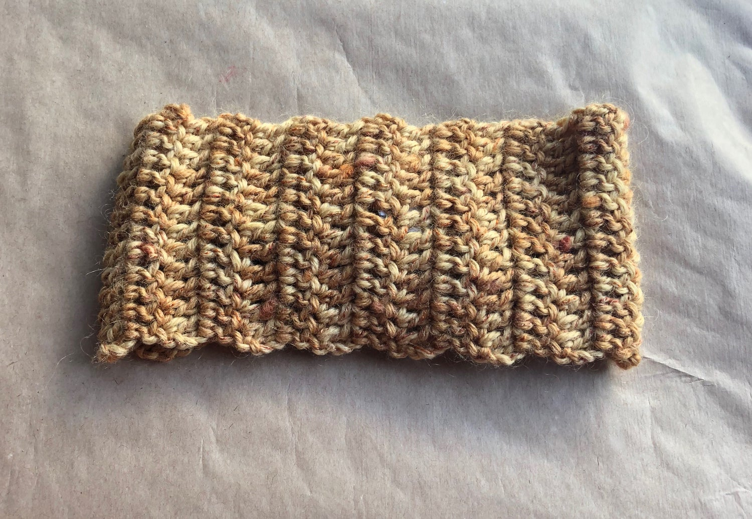 Image of Mustard Turban Headband