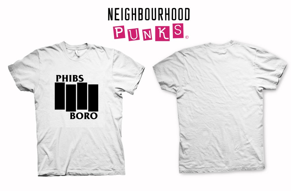 Image of Phibsboro 'Hood Punks T-Shirt