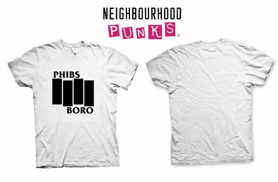 Image of Phibsboro 'Hood Punks T-Shirt