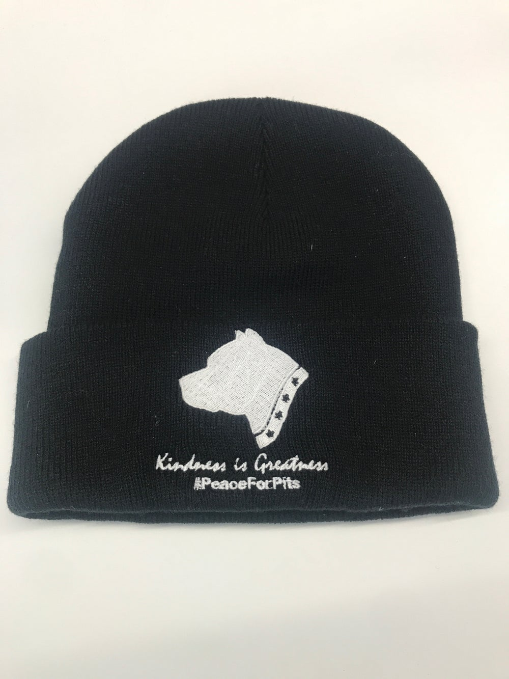 Image of Embroidered Winter cap