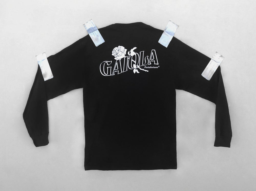 Image of GAIOLA PORTAFORTUNA LONG SLEEVE