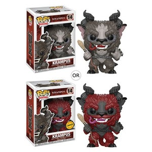 Image of Krampus Pop! Vinyl Figure
