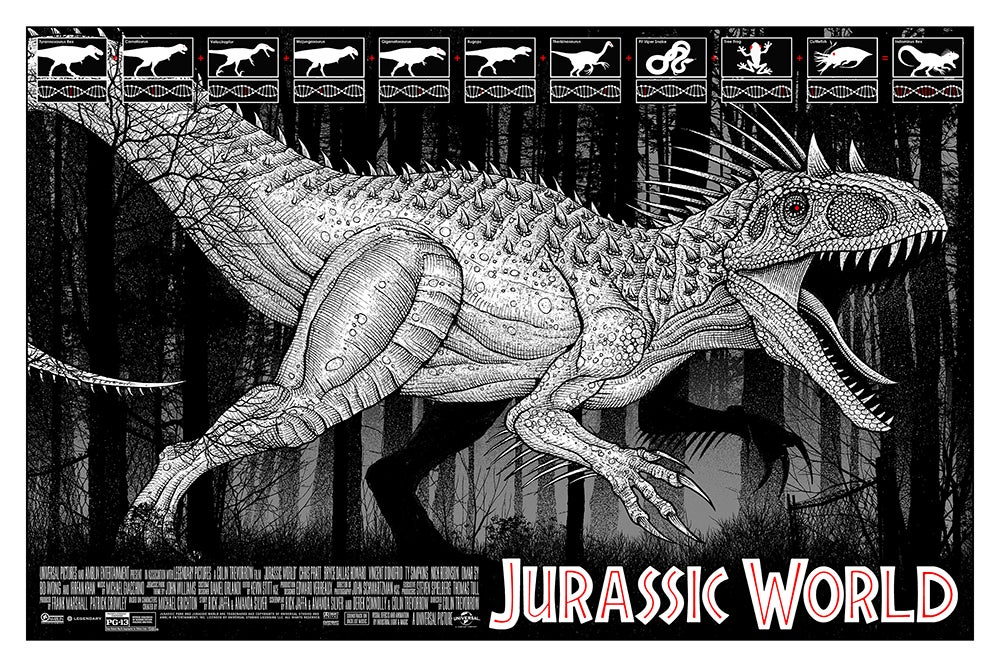 Image of Jurassic World - variant