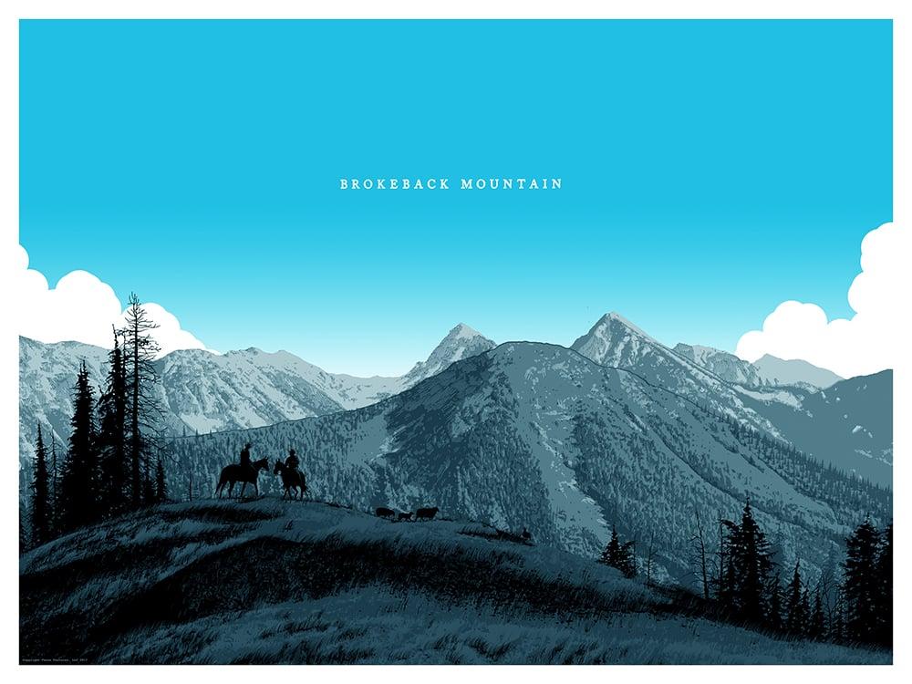 Image of Brokeback Mountain