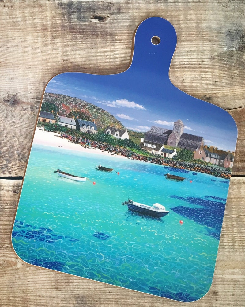 Image of SMALL Iona chopping board