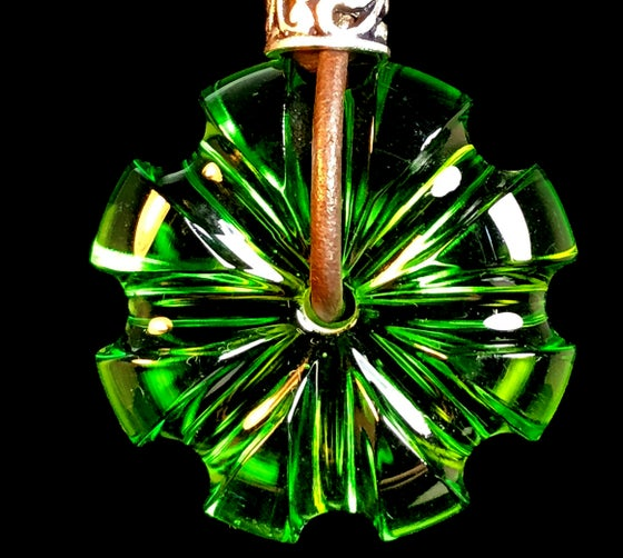 Image of Crippy CarverGem Pendant