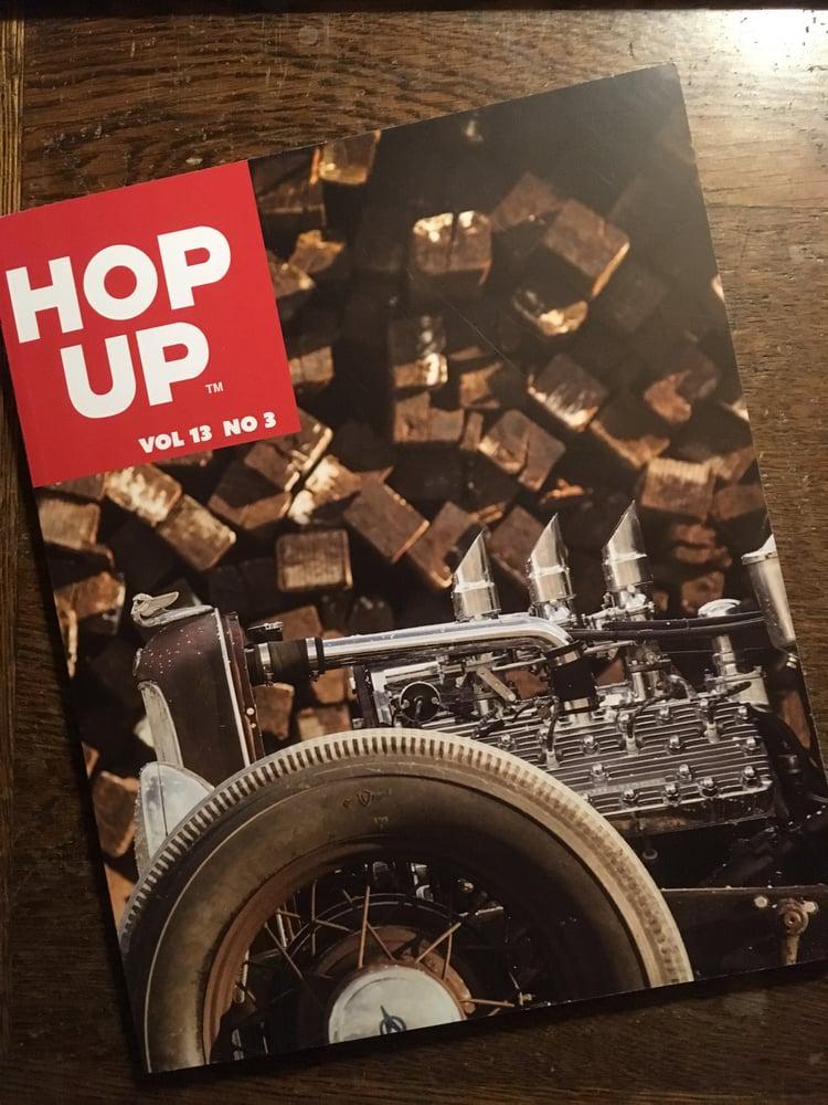 Image of Hop Up Magazine