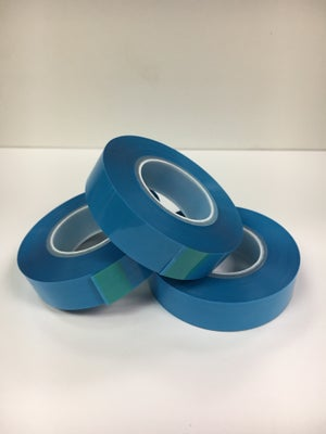 "Image of Burlington Recording 82' 1/2"" Pro Audio Blue Tinted Splicing Tape"
