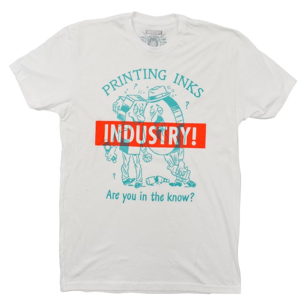 Image of Morning Breath X Industry 10 Year Tee