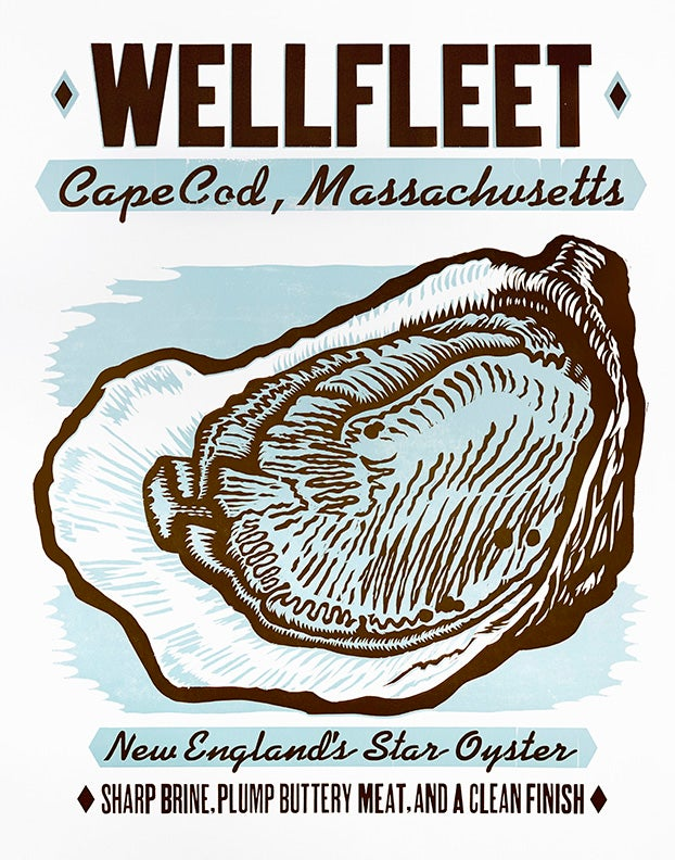 Image of Wellfleet East Coast Oyster