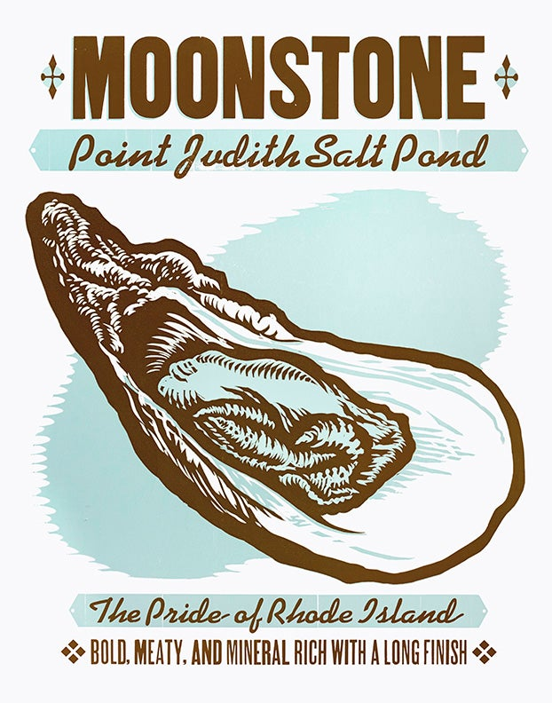 Image of Moonstone East Coast Oyster
