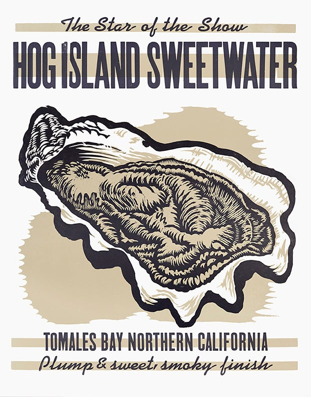 Image of Hog Island Sweetwater West Coast Oyster