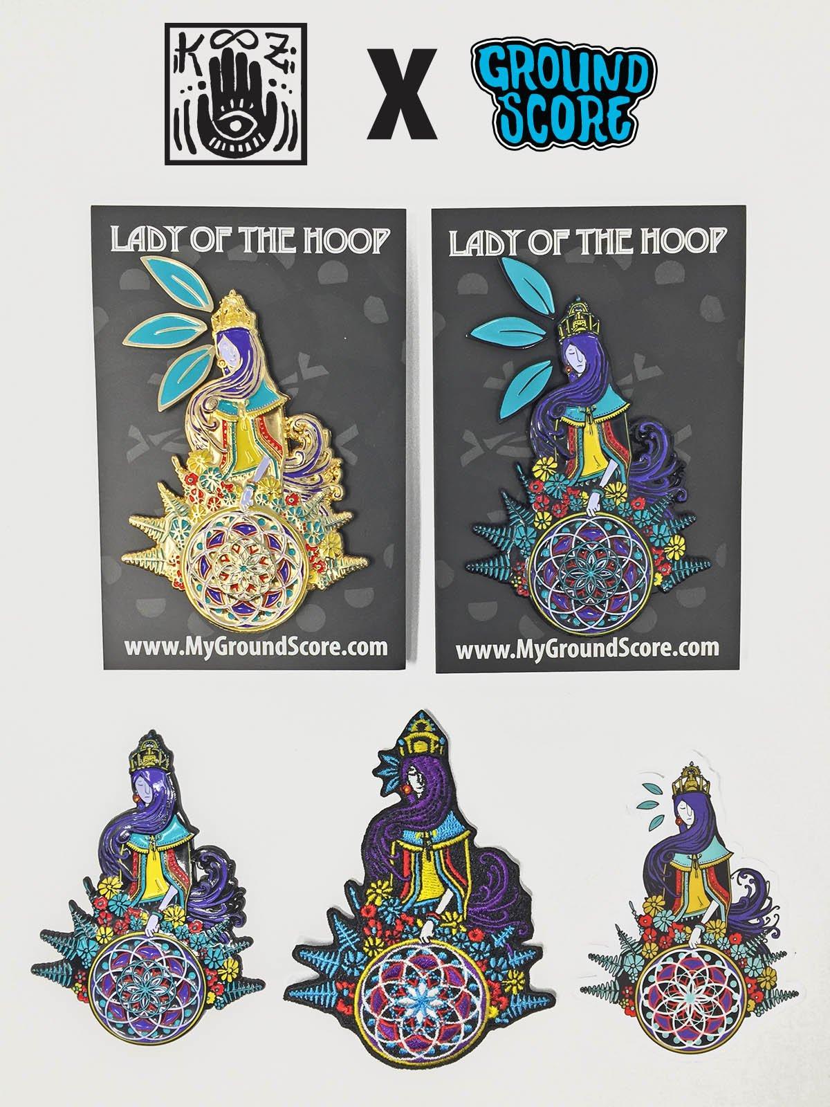 KOOZ - Lady of the Hoop Mini Set
