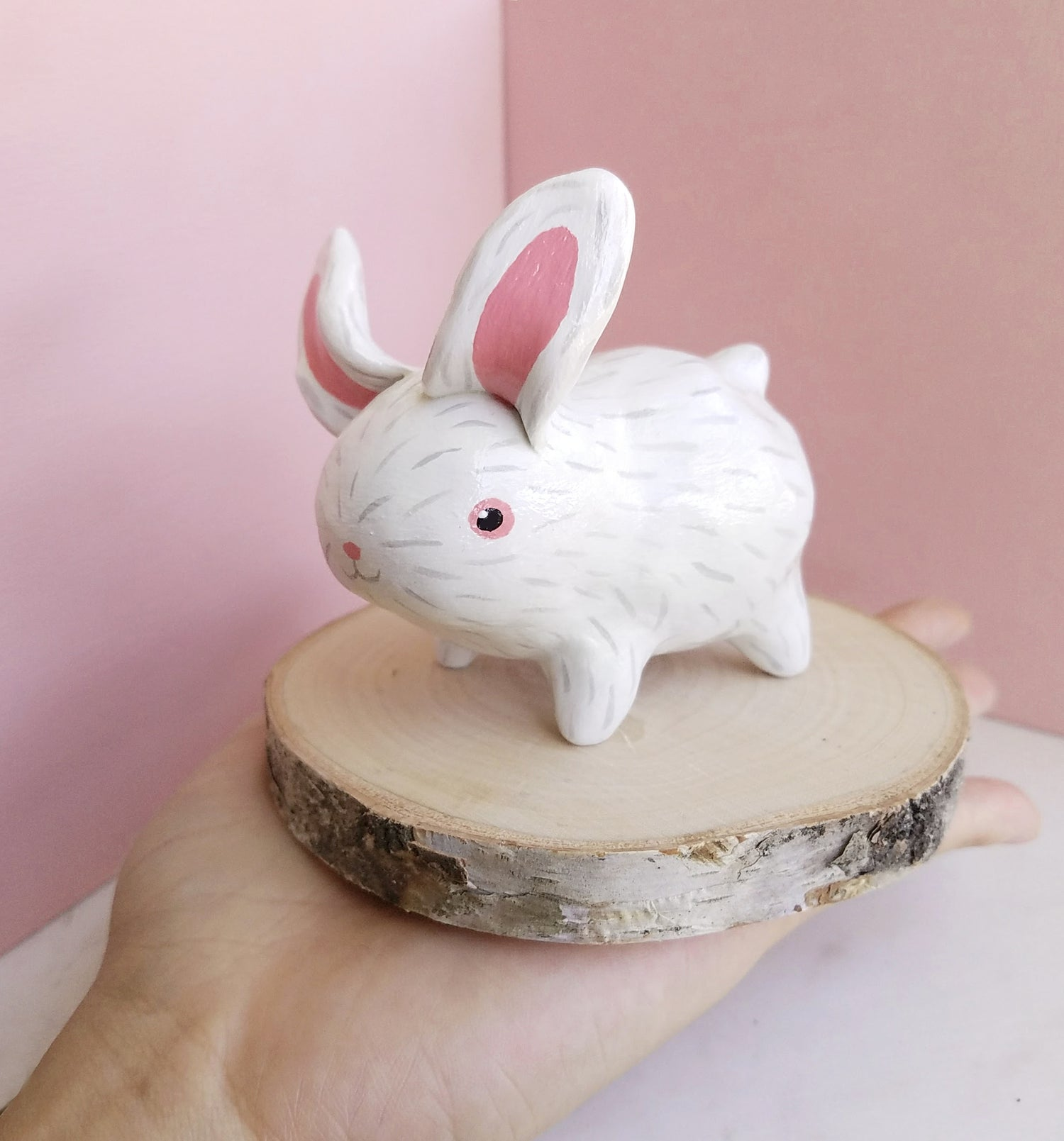 Image of Chubby Bunny Sculpture