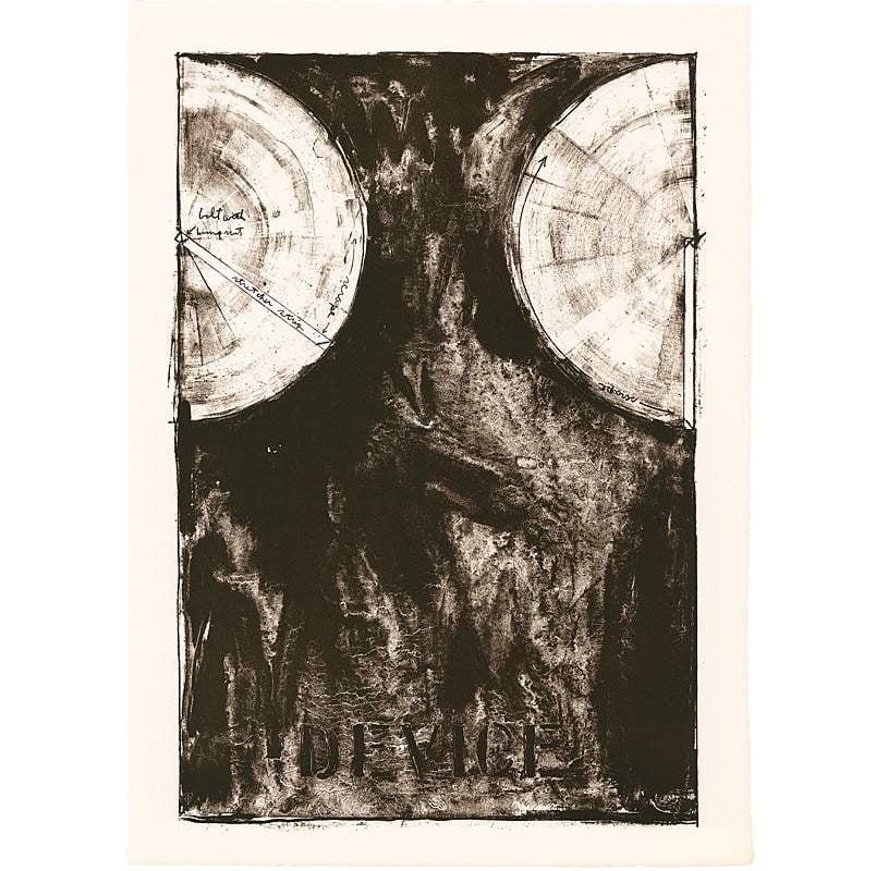 Image of Device, Jasper Johns